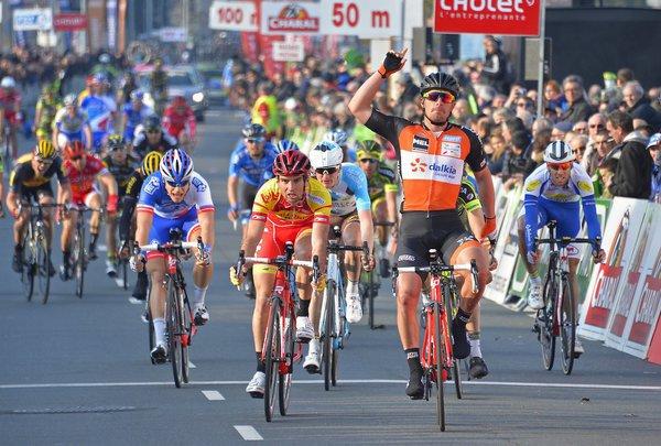 Rudy Barbier remporte le 39 ème « Cholet - Pays de Loire » !...