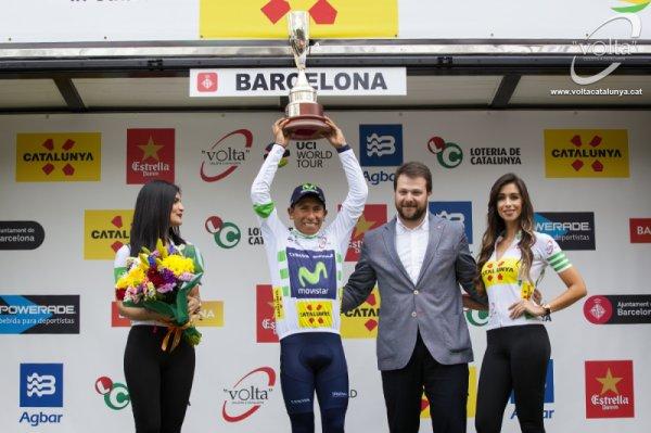 Nairo Quintana remporte le 96 ème Tour de Catalogne !...