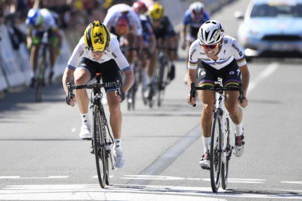 Elizabeth Armitstead remporte le 13 ème Tour des Flandres Féminin !...