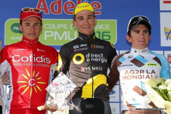 Bryan Coquard remporte la 21 ème « Route Adélie » !...