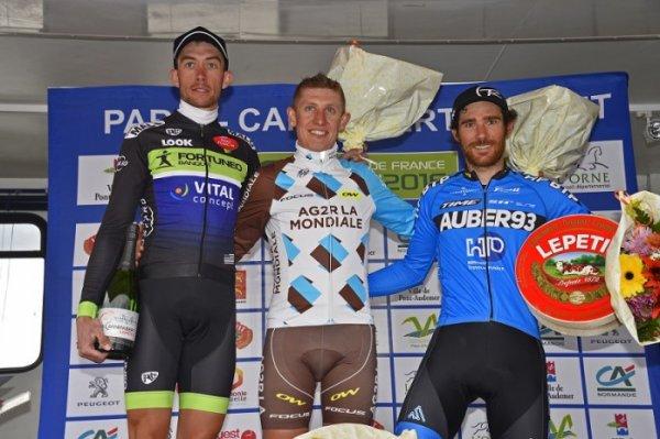 Cyril Gautier remporte le 77 ème « Paris - Camembert » !...