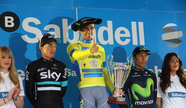 Alberto Contador remporte le 56 ème Tour du Pays Basque !...