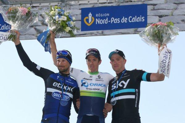 Mathew Hayman remporte le 114 ème « Paris - Roubaix » !...