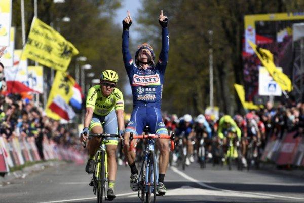 Enrico Gasparotto remporte le 51 ème « Amstel Gold Race » !...