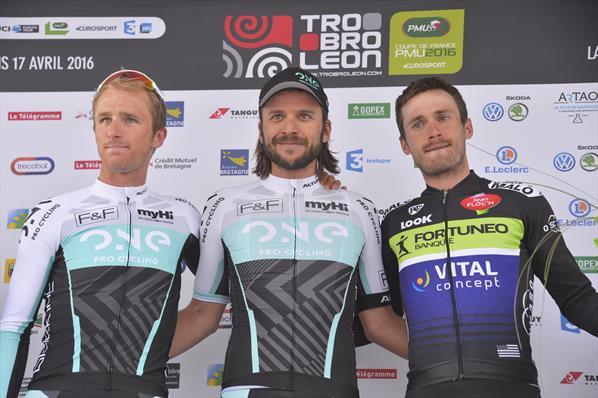 Martin Mortensen remporte le 33 ème Tro Bro Leon !...