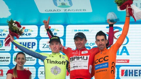 Matija Kvasina remporte le 11 ème Tour de Croatie !...