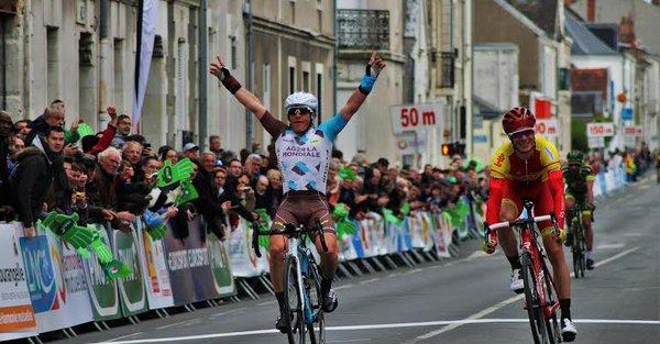 Samuel Dumoulin remporte la 15 ème « Roue Tourangelle » !...