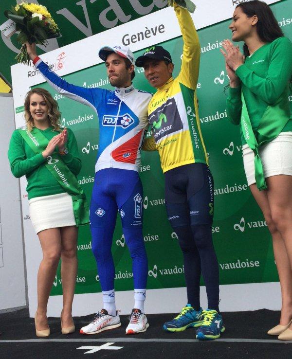 Nairo Quintana remporte le 70 ème Tour de Romandie !...