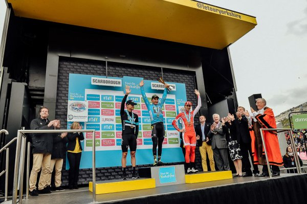 Thomas Voeckler remporte le 2 ème Tour de Yorkshire !...