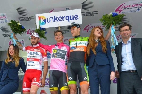 Bryan Coquard remporte les 62 èmes « Quatre Jours de Dunkerque » !...