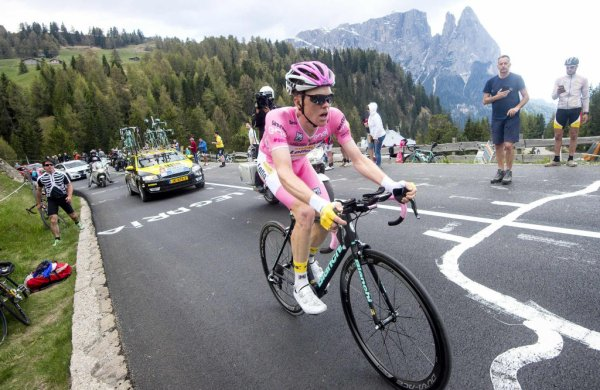 99 ème Tour d'Italie : Le bilan au soir du dimanche 22 mai 2016, fin de la deuxième semaine de course et veille de la 3 ème journée de repos !...