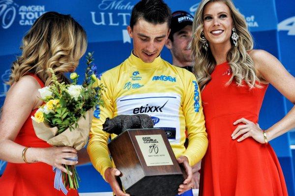 Julian Alaphilippe remporte le 11 ème Tour de Californie !...