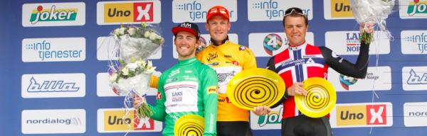 Pieter Weening remporte le 6 ème Tour de Norvège !...