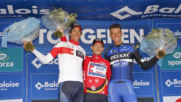 Zico Waeytens remporte le 85 ème Tour de Belgique !...