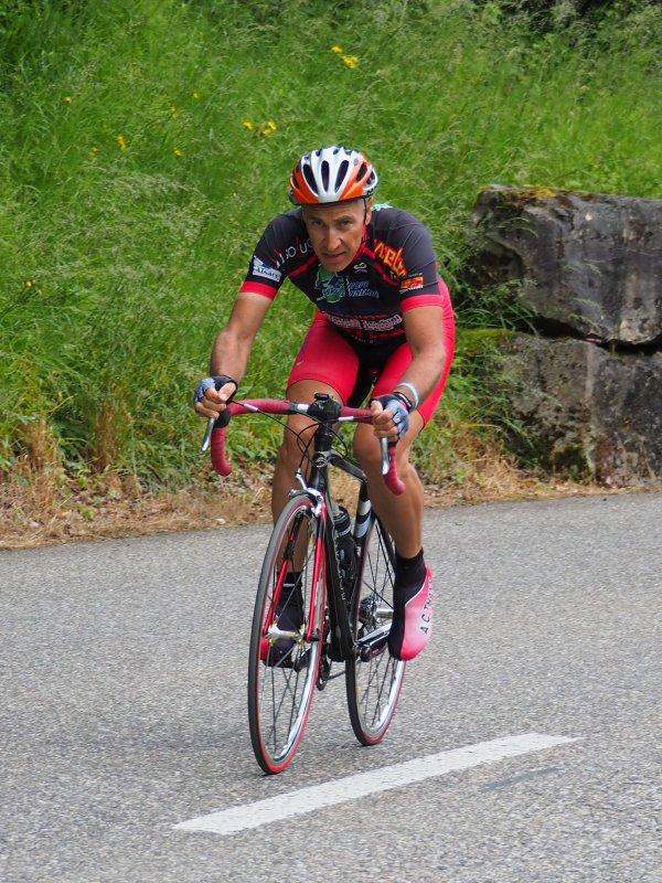 25 ème contre-la-montre individuel de côte Dornach - Gempen, en Suisse !...