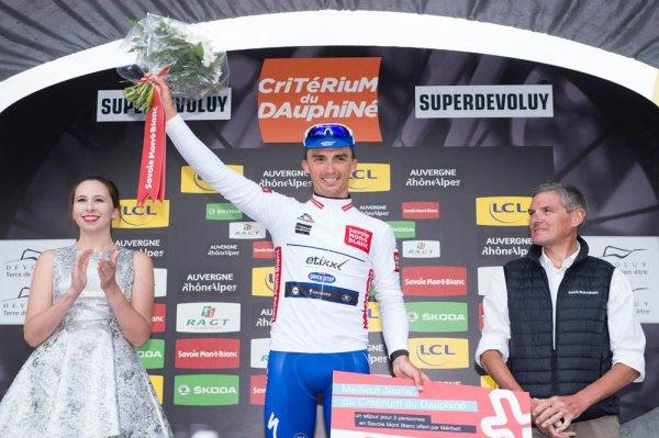 Christopher Froome remporte le 68 ème Critérium du Dauphiné !...