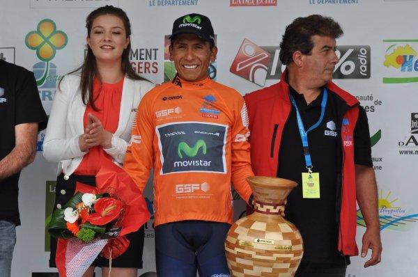 Nairo Quintana remporte la 40 ème « Route du Sud » !...