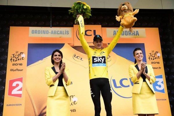 103 ème Tour de France : Le bilan après la 1 ère semaine de course !...