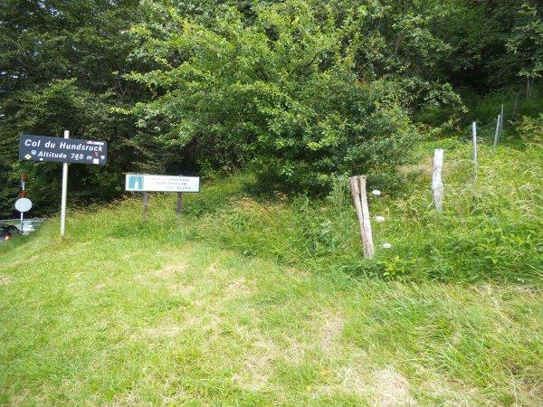 20 ème Montée du Floridor - Col du Hundsruck (FSGT), à THANN !...