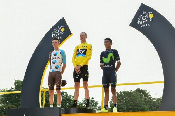 103 ème Tour de France : Le bilan après la 3 ème semaine de course !...