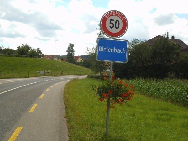 Contre-la-Montre Individuel du Canton de Berne, à Bleienbach, en Suisse !...