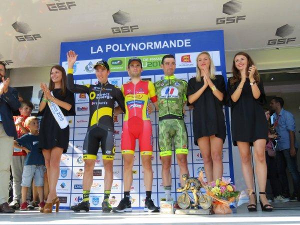 Baptiste Planckaert remporte la 37 ème Polynormande !...