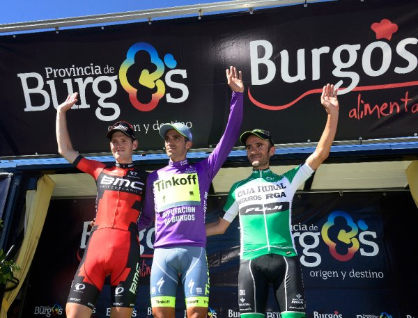Alberto Contador remporte le 38 ème Tour de Burgos !...
