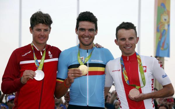 Greg Van Avermaet, Champion Olympique de Cyclisme sur Route !...