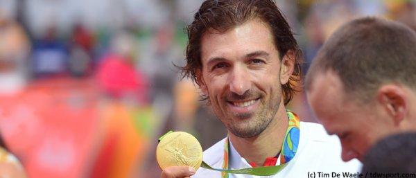 Fabian Cancellara, Champion Olympique du Contre-la-Montre Individuel !...