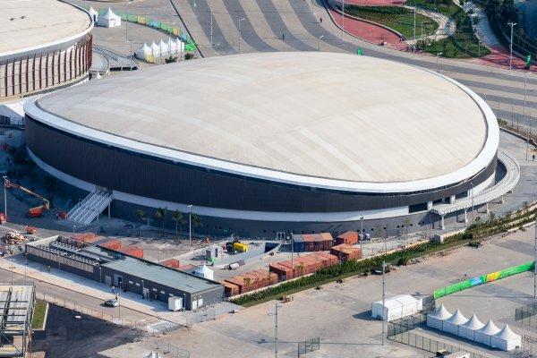 Jeux Olympiques de Cyclisme sur Piste, à Rio de Janeiro, au Brésil !...