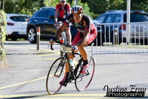10 ème contre-la-montre individuel du Col de Montvoie, à Fontenais, en Suisse !...