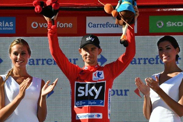 71 ème Tour d'Espagne : Le bilan au soir du dimanche 21 août 2016, fin du premier week-end de course !...