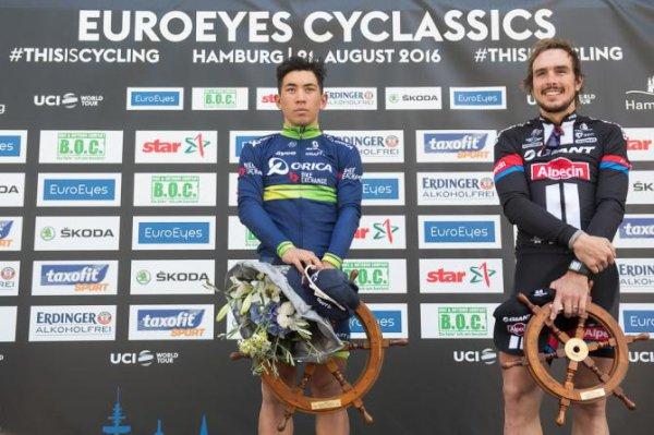 Caleb Ewan remporte la 21 ème EuroEyes Cyclassics !...
