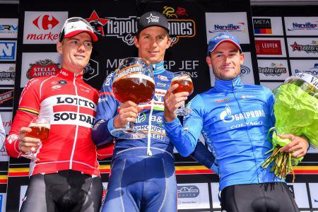 Dimitri Claeys remporte le 50 ème Grand Prix Jef Scherens !...