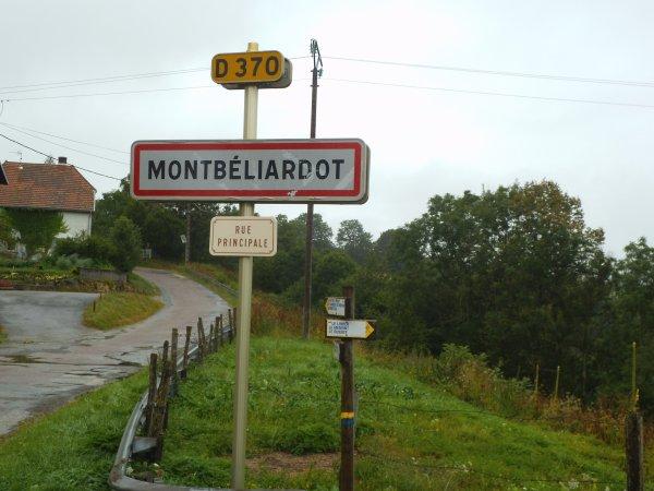 Test Cycliste Gigot - Montbéliardot, dans le Doubs (FFC) !...