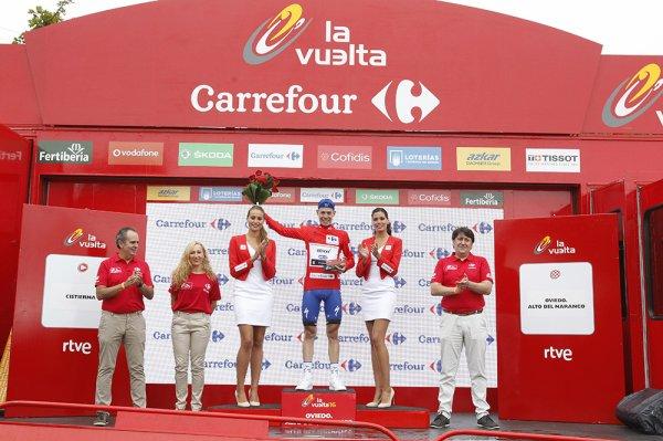 71 ème Tour d'Espagne : Le bilan au soir du dimanche 28 août 2016, fin de la première semaine de course !...