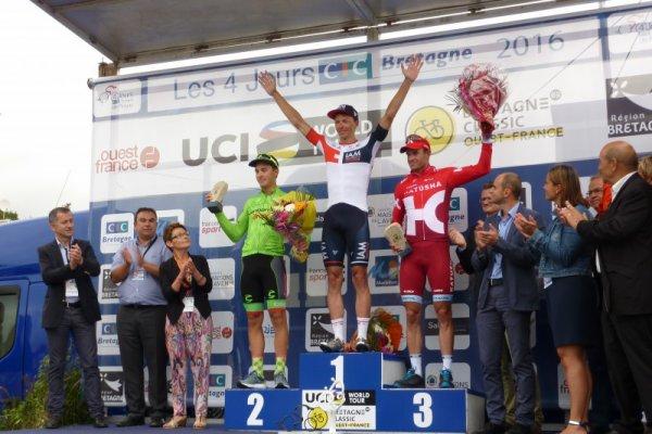 Oliver Naesen remporte la 80 ème Bretagne Classic Ouest-France !...