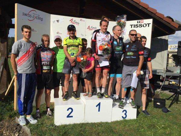 6 ème Tour de Suisse Cup 2016, contre-la-montre par équipes de 4 et de 6 coureurs, à La Brévine, en Suisse !