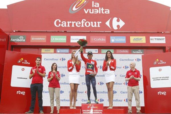71 ème Tour d'Espagne : Le bilan au soir du dimanche 04 septembre 2016, fin de la deuxième semaine de course !...