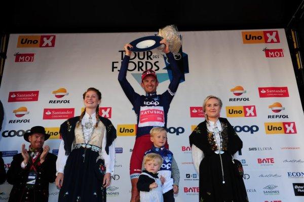 Alexander Kristoff remporte le 9 ème Tour des Fjords !...