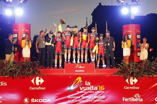 71 ème Tour d'Espagne : Le bilan au soir du dimanche 11 septembre 2016, fin de la troisième et dernière semaine de course !...