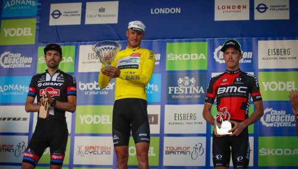 Steve Cummings remporte le 77 ème Tour de Grande-Bretagne !...