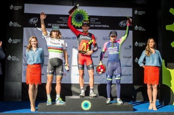 Greg Van Avermaet remporte le 7 ème Grand Prix Cycliste de Montréal !...