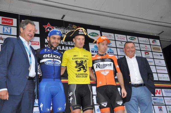 Timothy Dupont remporte le 101 ème Championnat des Flandres !...