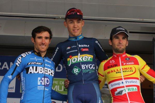 Kristoffer Halvorsen remporte le 70 ème Grand Prix d'Isbergues !...