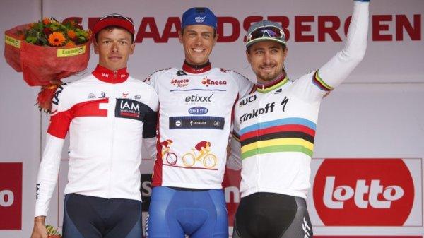 Niki Terpstra remporte le 12 ème Eneco Tour !...