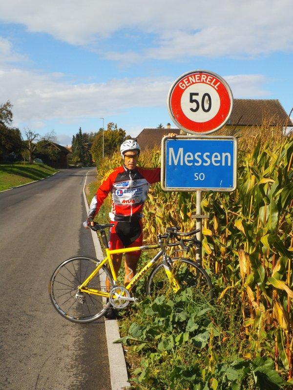Contre-la-Montre par équipes de deux coureurs, à Messen, en Suisse !...