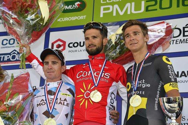 Nacer Bouhanni remporte le 45 ème Tour de Vendée !...