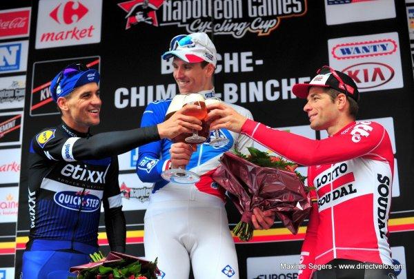 Arnaud Démare remporte le 29 ème Binge - Chimay - Binge !...