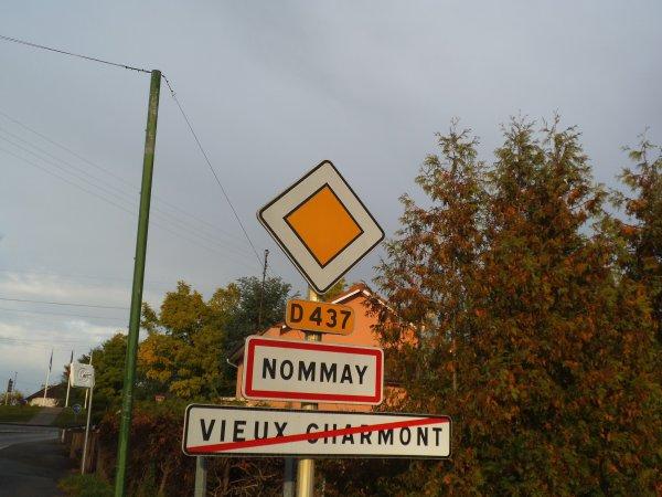 18 ème Gentlemen de Nommay – 14 ème Souvenir Jacques Ramstein (FFC) !...